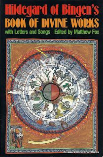 Hildegard of Bingen's Book of Divine Works with Letters and Songs Edited by Matthew Fox. Paperback.