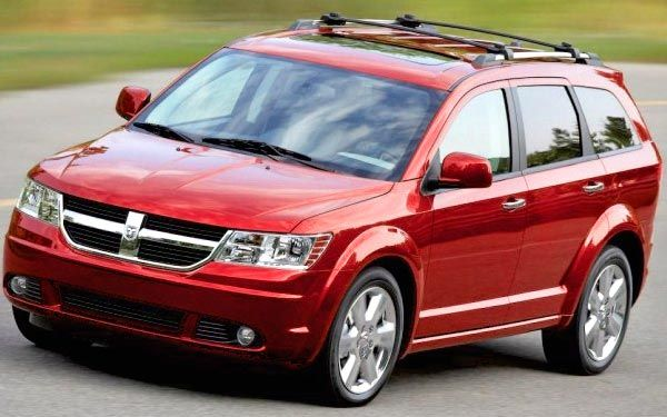 Dodge Journey Best New Family Suv For Under Review