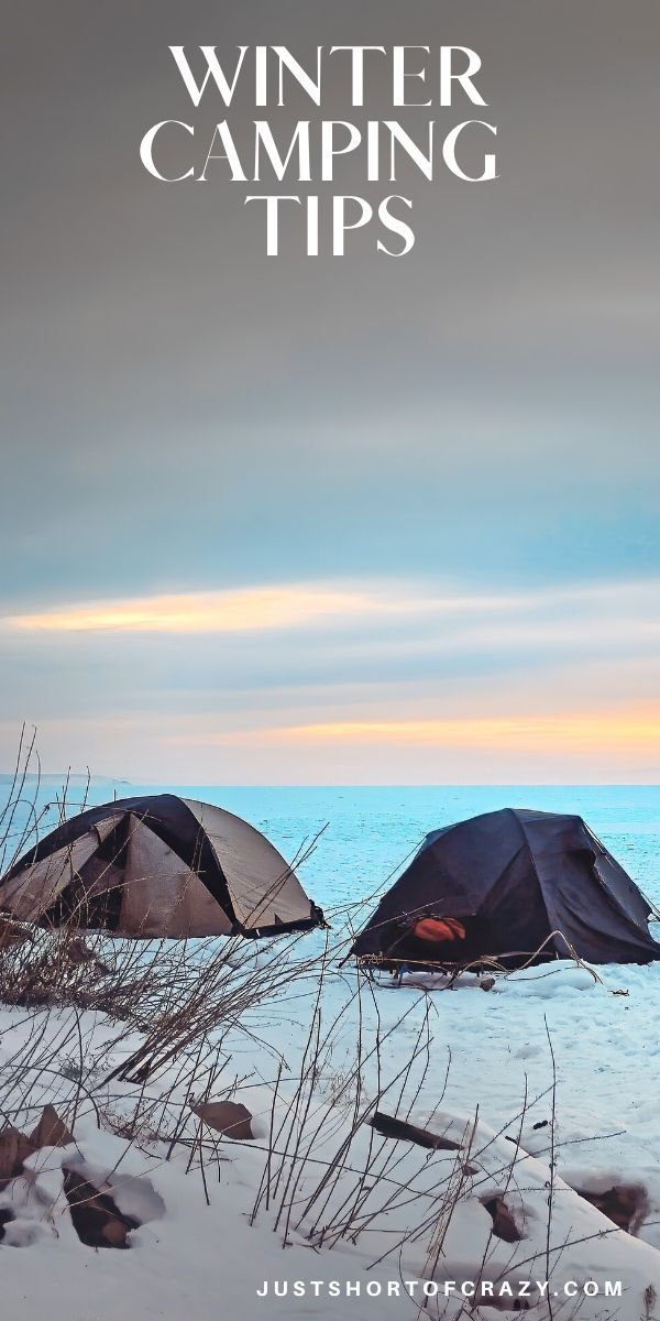 Photo of Winter Camping Tips – Just Short of Crazy