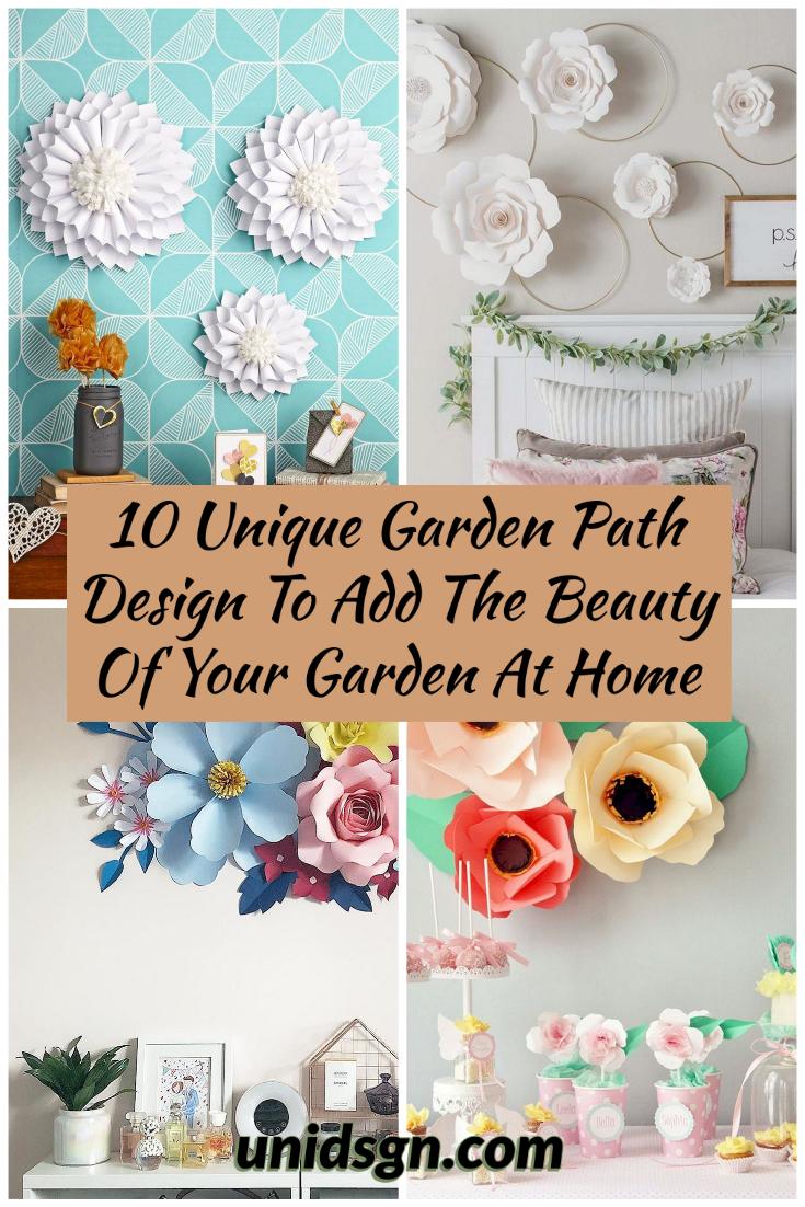 13 Easy Diy Craft Flower Paper Ideas