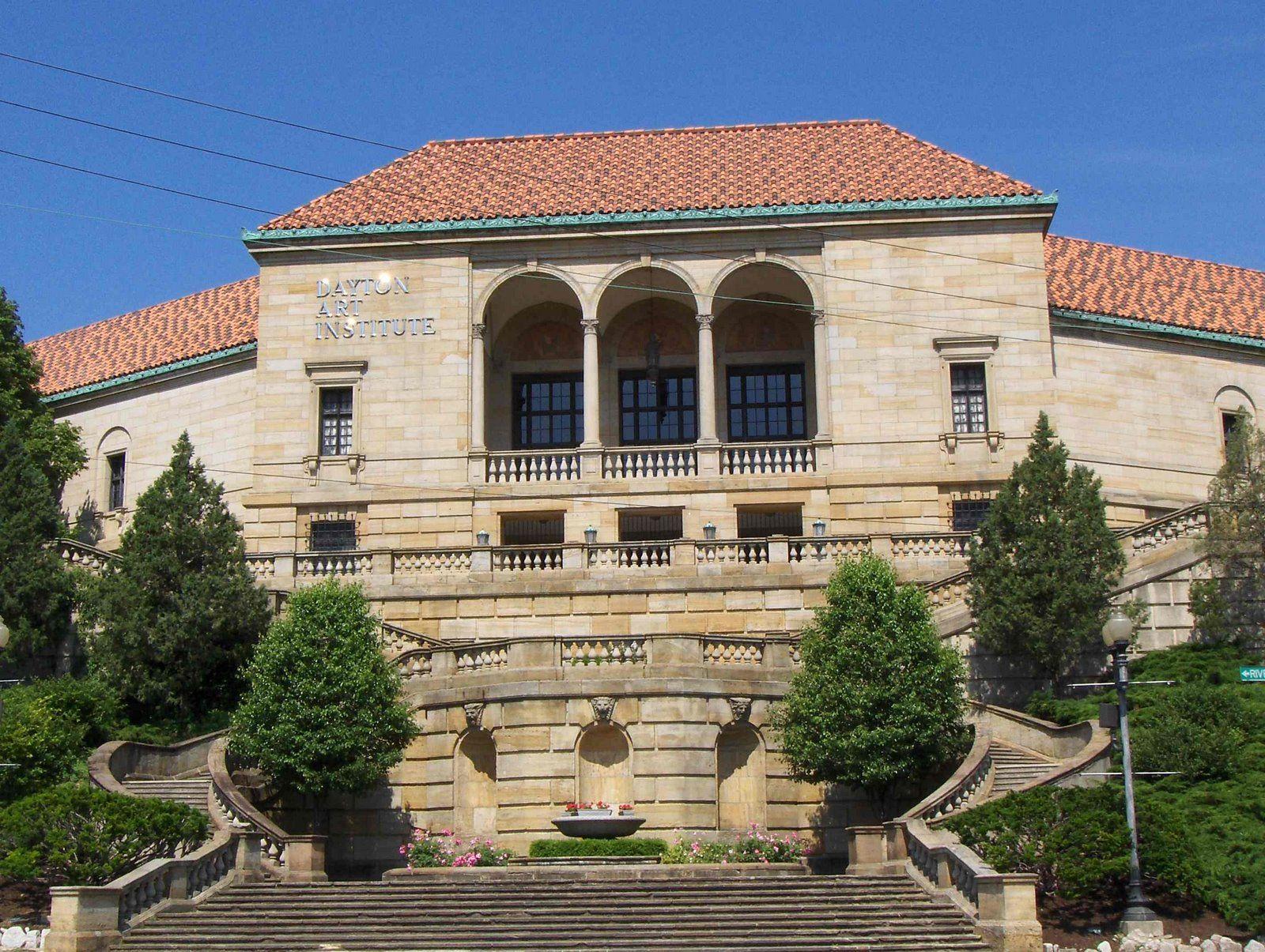 Dayton art intstitute ohio destinations art institutes