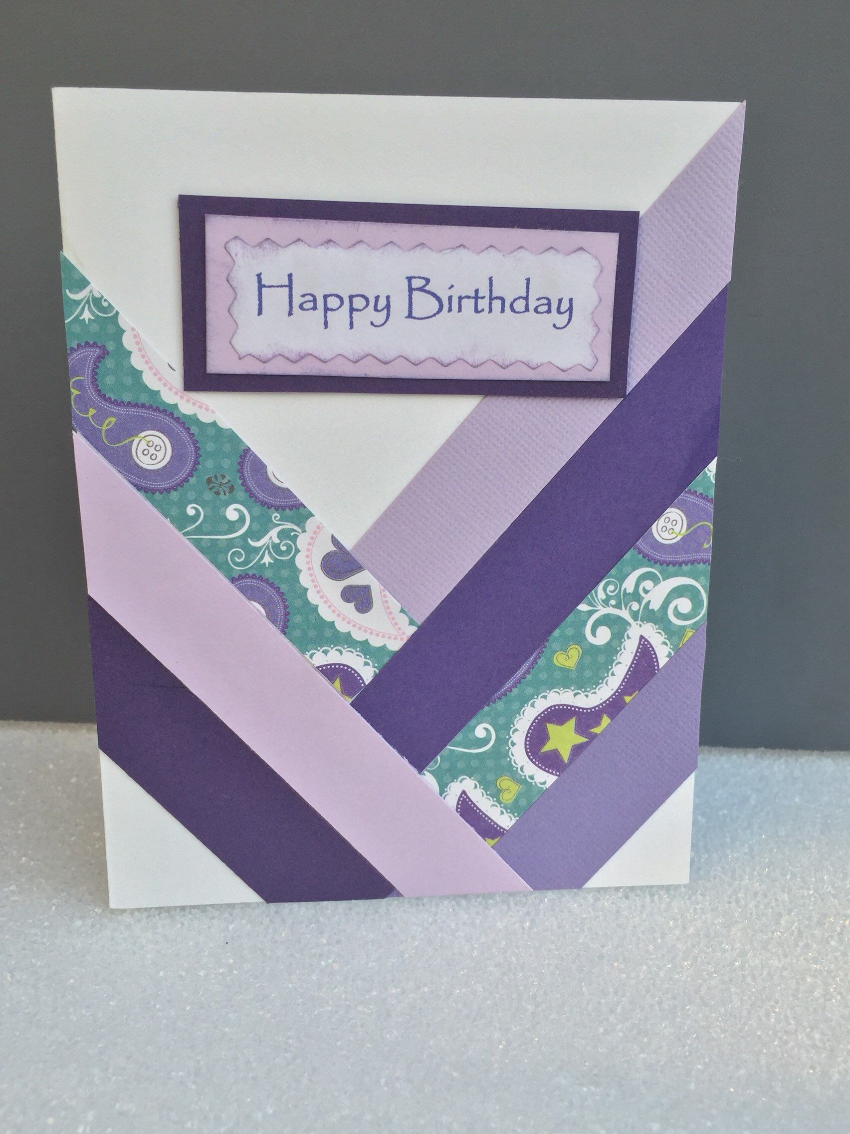 Excited Birthday Cardsgreeting Card Sethandmade Birthday Greeting