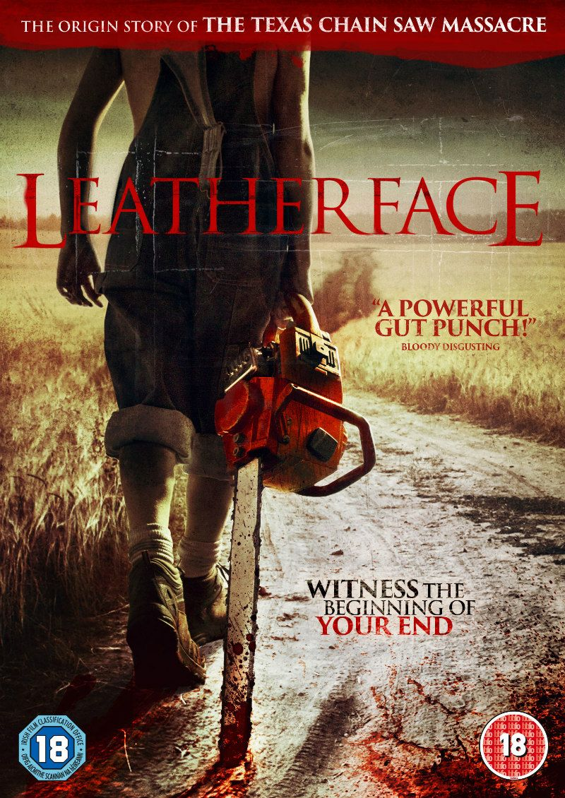 New Release Review (VOD/DVD) LEATHERFACE Leatherface