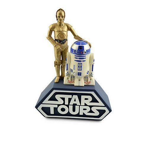 R2 D2 C 3po Star Tours Wars Coin Bank Box New Disney World Parks Exclusive Star Tours Star Wars Merch Star Wars Merchandise