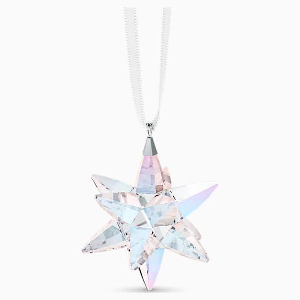 Swarovski Christmas Ornament 2021 Star Ornament Shimmer Small By Swarovski In 2021 Star Ornament Swarovski Swarovski Gifts