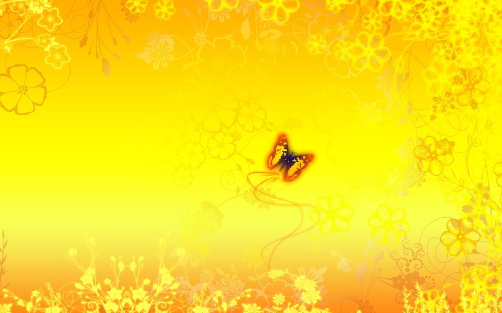 yellow girly background floral yellow wallpaper floral