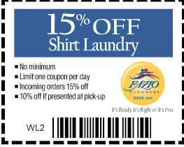Best Fazio Dry Cleaning Laundry Services Making You Feel Your