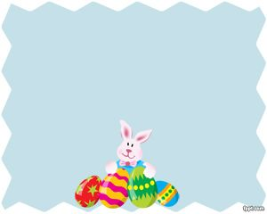 Easter Rabbit  This Easter Rabbit Is Just Waiting To Make Your