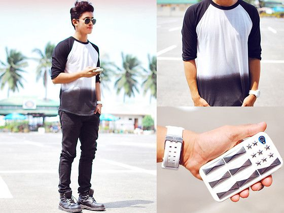 Whiteout (by David Guison) http://lookbook.nu/look/4132928-Whiteout