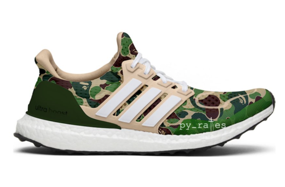 e2274891a94 The BAPE x adidas Ultra Boost Is Said To Be A Super Bowl Exclusive ...