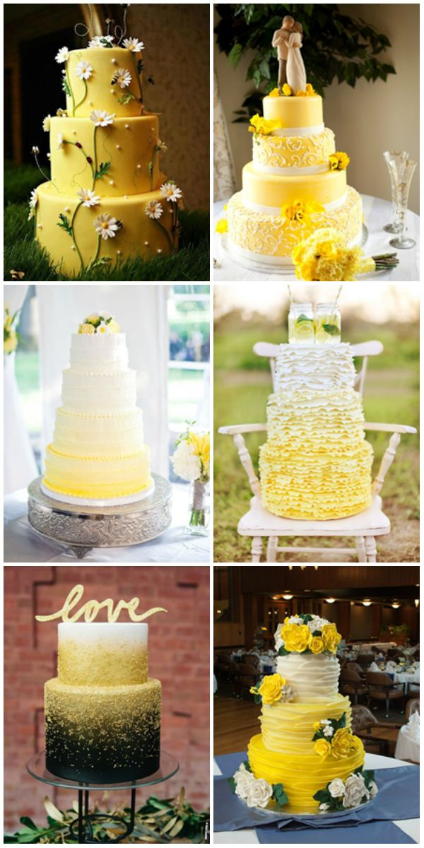 Wedding Colors for 2016: Primary Yellow | Everything About Weddings ...
