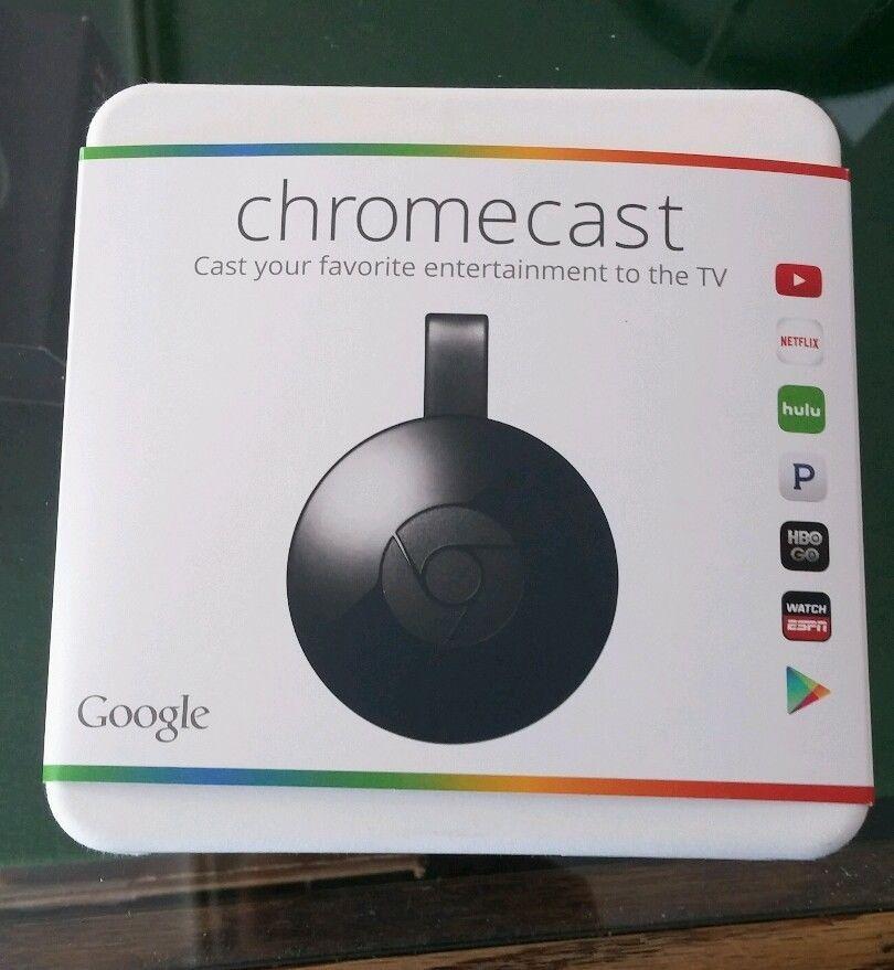 Google Chromecast (2015) Digital HD Media Streamer (Latest Model) #Google