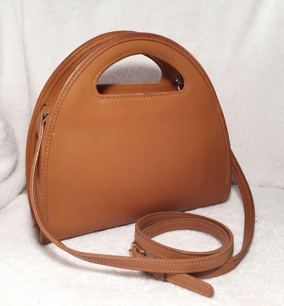 e1a9748102 Vintage Coach Carousel Bag