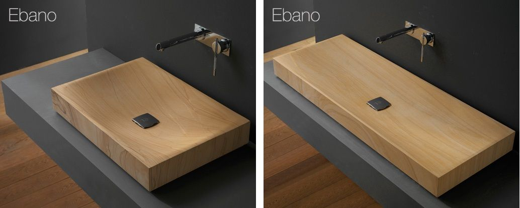 High Quality A SINK MADE FROM WOOD | THE STYLE FILES | Homes U0026 Interiors | Pinterest |  Sinks, Filing And Woods Design