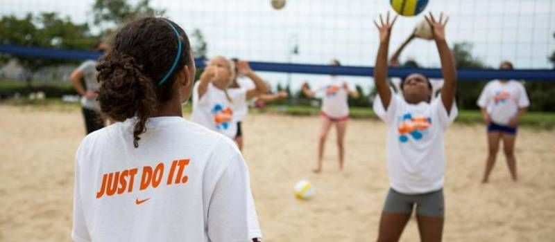 Sign Up For Nike Cal Sand Volleyball Weekend By Nike Cal Volleyball Camps Playpass Volleyball Camp Volleyball Youth Volleyball