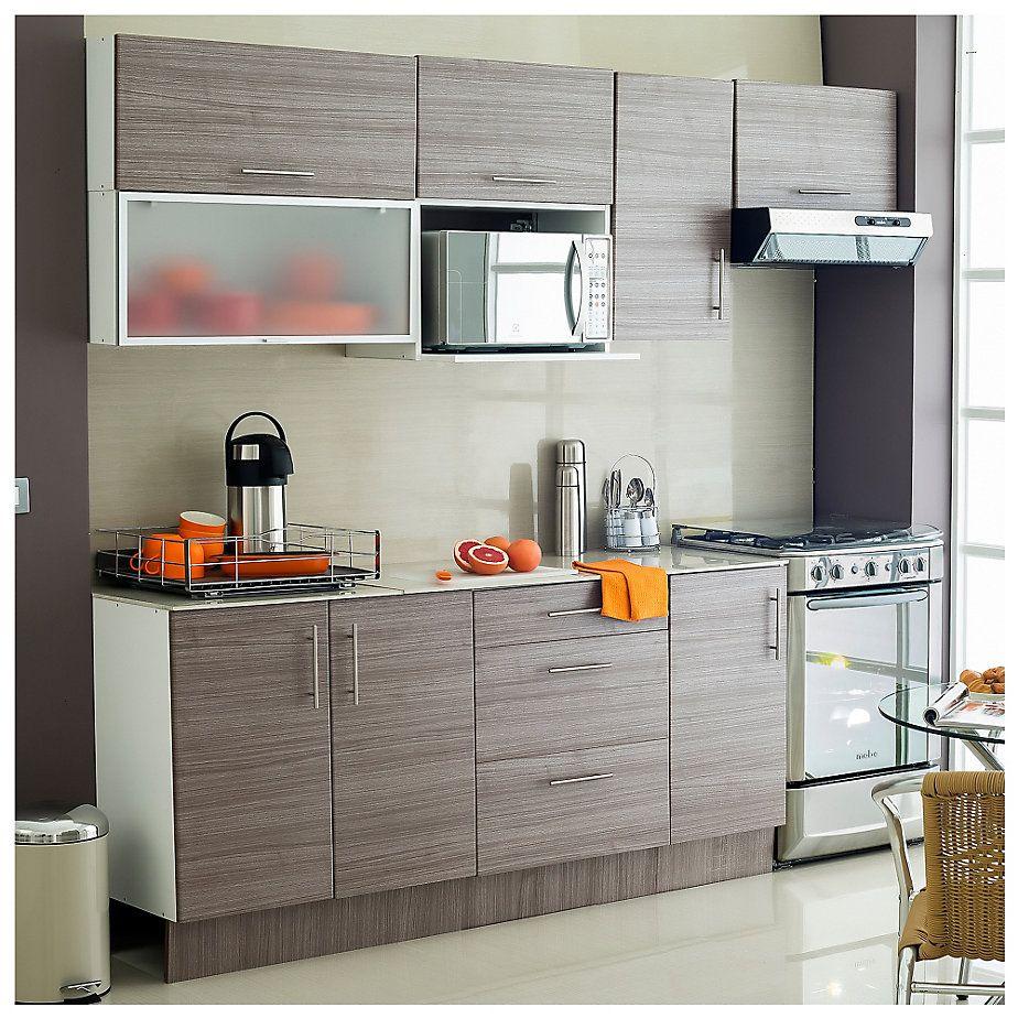 Home collection kit cocina modular teka proyectos que - Cocina encimera teka 4 platos ...