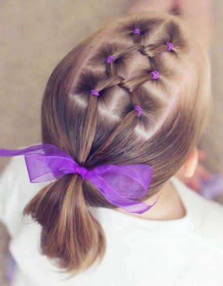 Hairstyles for girls school easy hair 38+ Super Ideas images