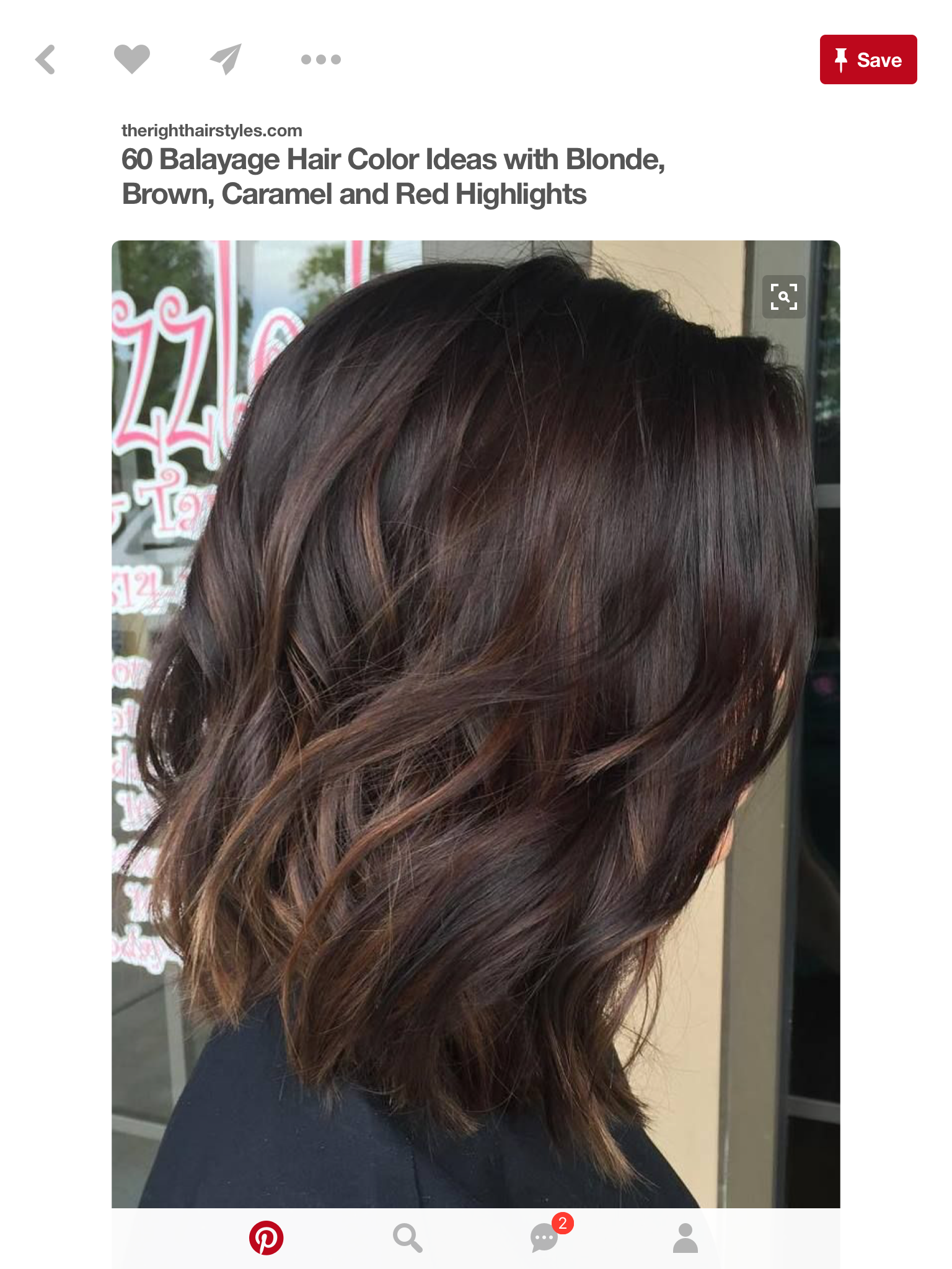 Pin by christy hannemann on hair colorsstyles pinterest hair