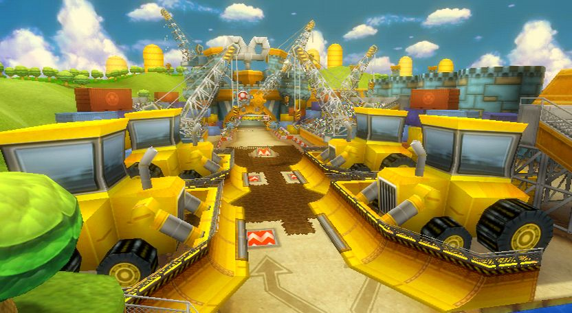 Mario Kart Wii Track Google Search Mario Kart Sonic Fan