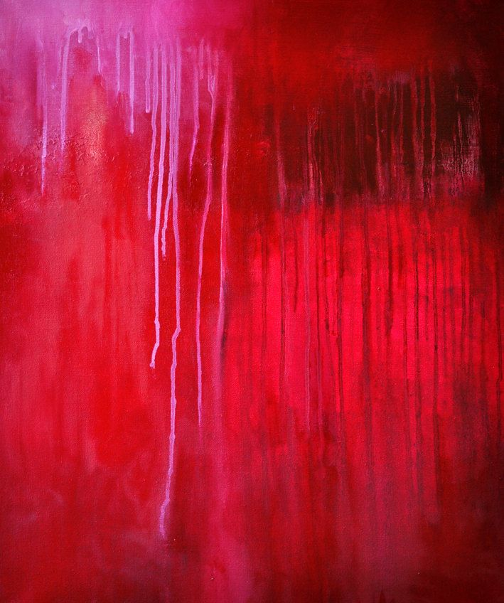Image result for red rain paintings