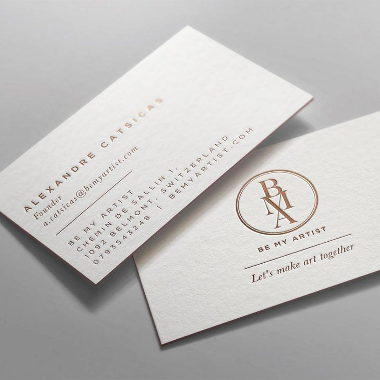 Be My Artist Business Card Business Card Design Inspiration Art Business Cards Artist Business Cards Business Card Gallery