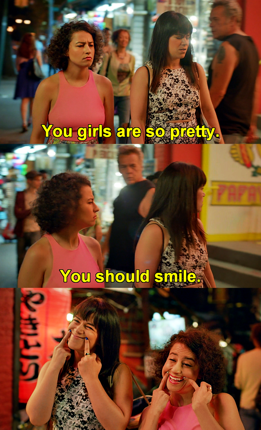 Ilana Glazer Abbi Jacobson Broad City Tv Shows Funny Broad City Broad City Quotes