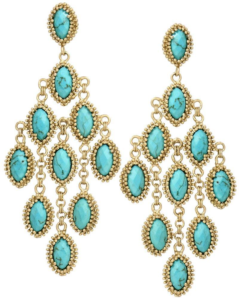 Cherri chandelier earrings in turquoise kendra scott jewelry 120 cherri chandelier earrings in turquoise kendra scott jewelry 120 arubaitofo Images