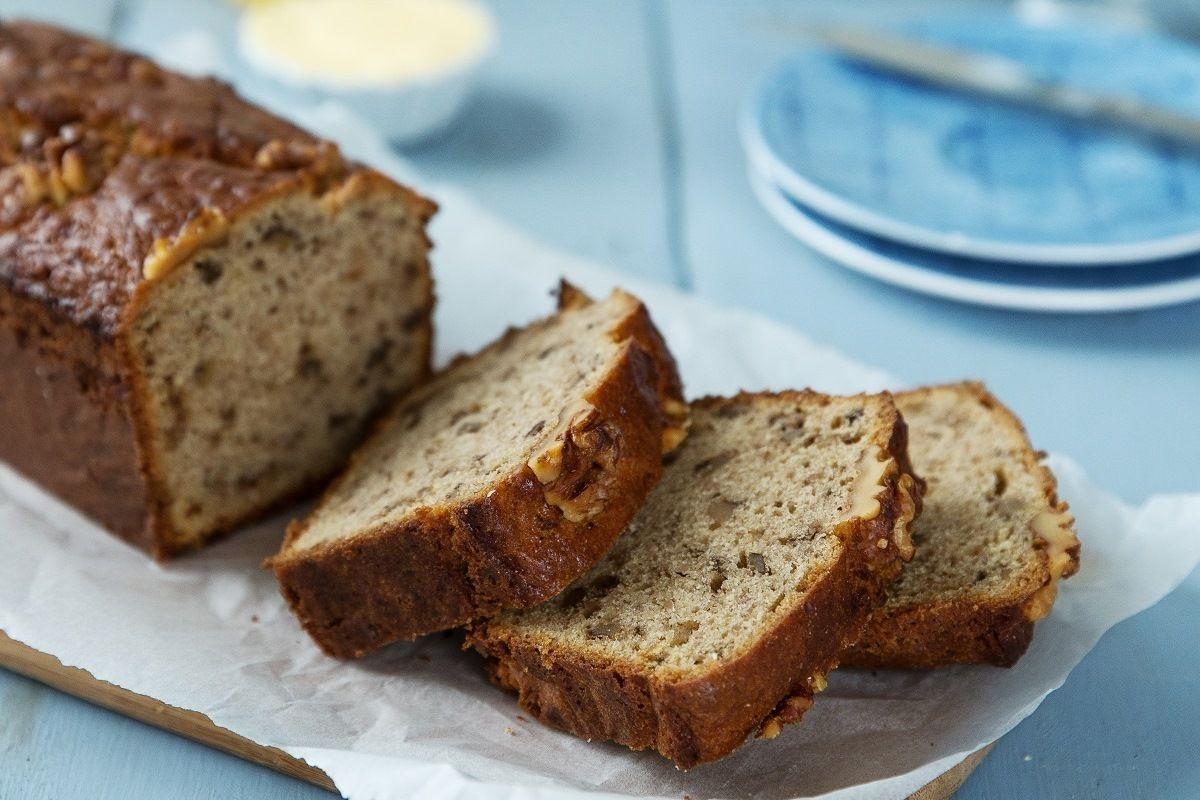 So Delicious Banana Walnut Bread Banana Nut Bread Recipe Walnut Bread Recipe