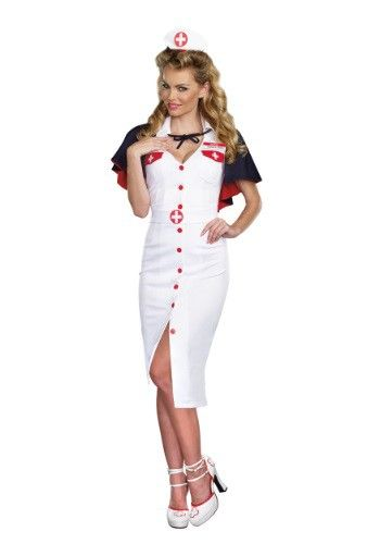 Halloween Adult Mens Doctor Nurse Uniform Medical Cosplay Fancy Costume Outfits