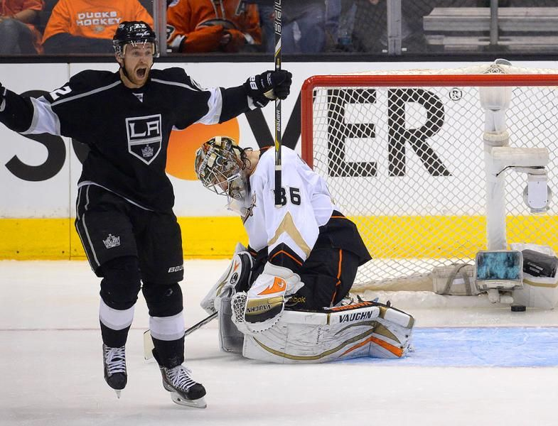 Stanley Cup Playoffs Western Conference Second Round Stanley Cup Playoffs La Kings Los Angeles Kings