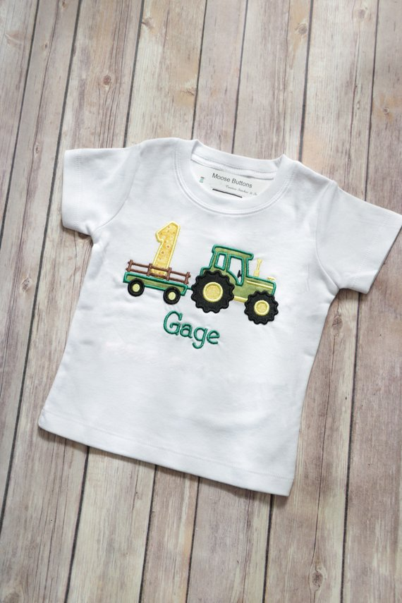 56ea2110c Boys Country Birthday, Tractor birthday shirt, Boys Farm Birthday Shirt,  Boys 1st Birthday Shirt, Bo