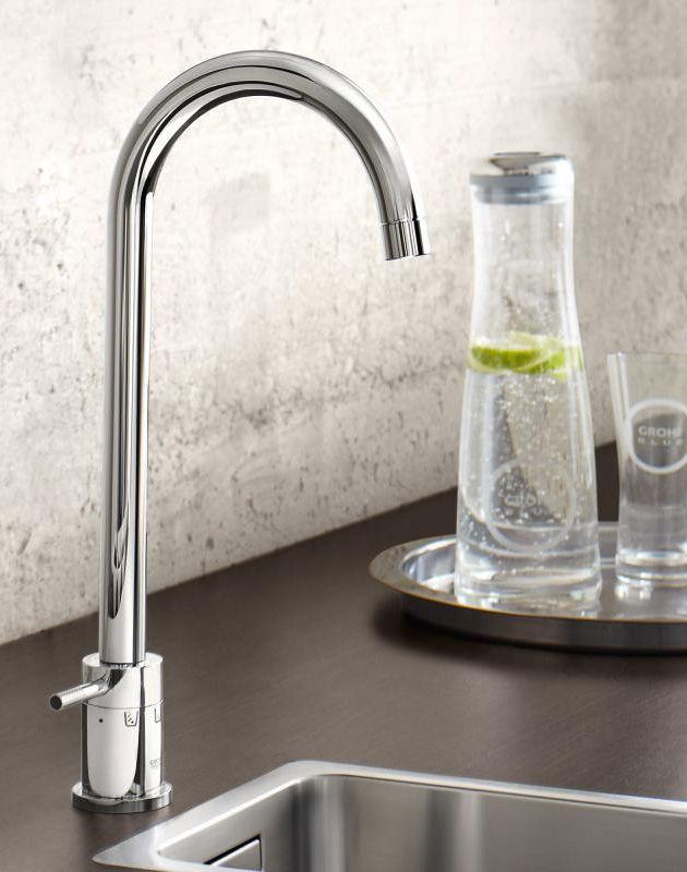 Grohe Blue Professional Mono: Die Küchenarmatur liefert das Wasser ...