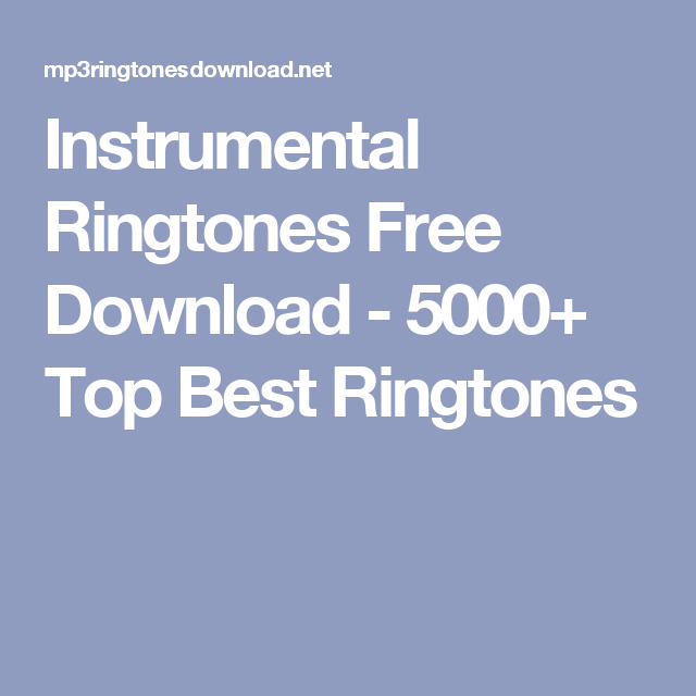 best love instrumental music ringtone