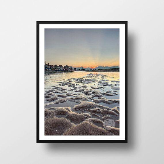 Landscape Photography Coastal Photography by SaltmarshSamphire