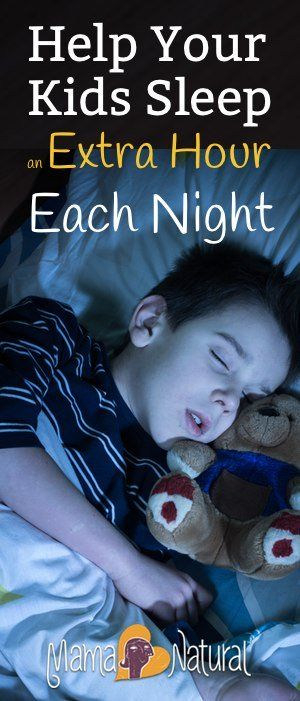 Help your kids sleep an extra HOUR each night with this common supplement! Based on exciting research from the University of Oxford.