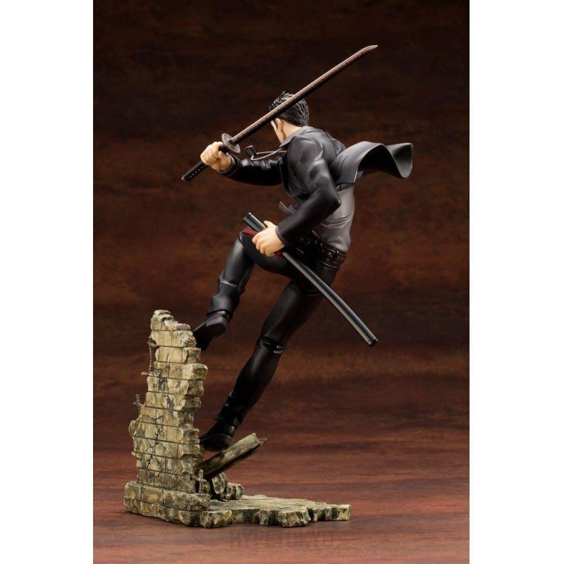 Gangsta artfx j 18 scale figure nicolas brown