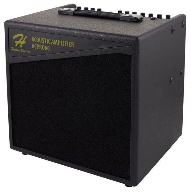 Harley Benton Ac Pro 60 Benton Acoustic Instrument Acoustic
