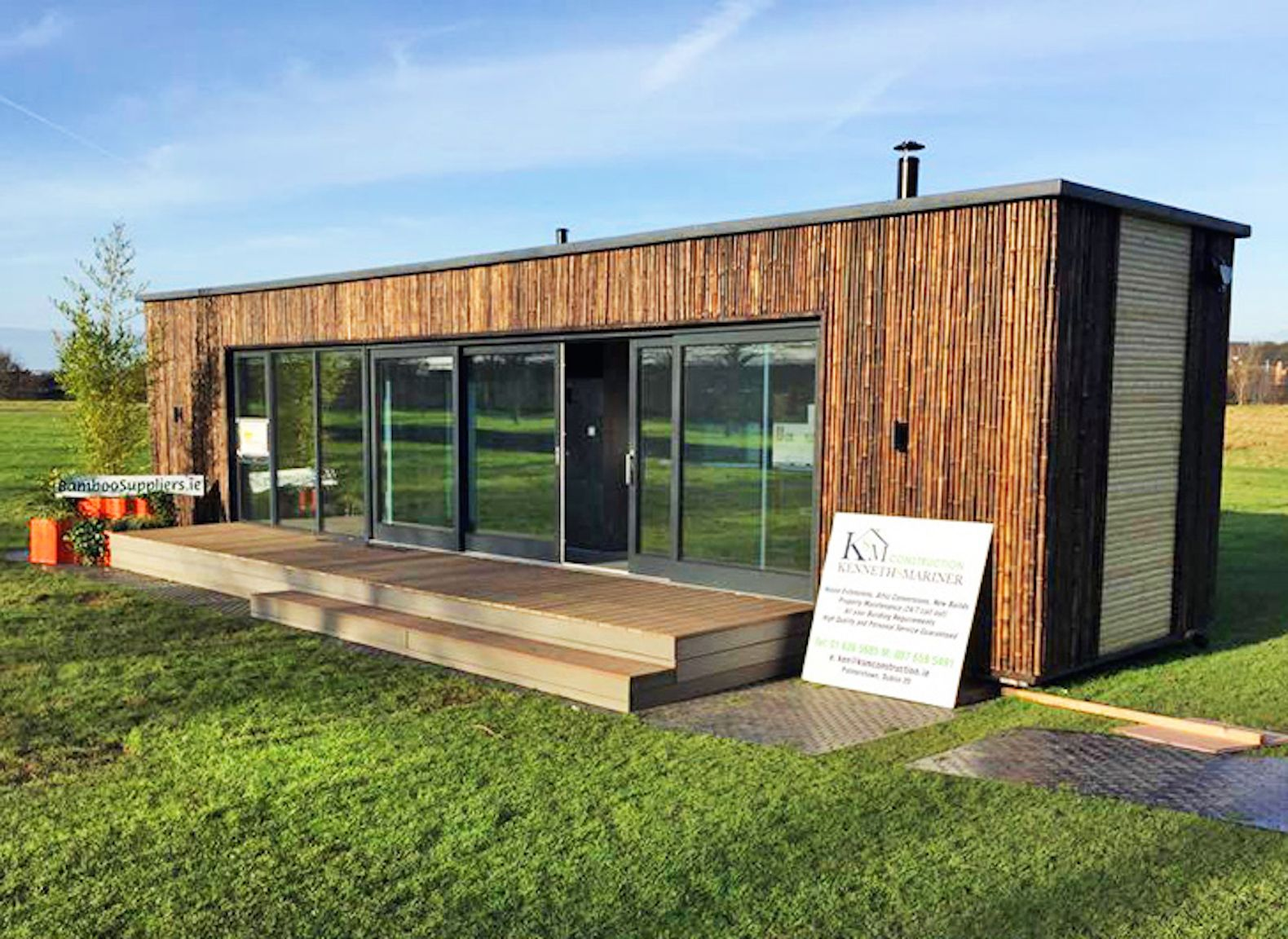 Container Haus Irland 12 Brilliant Prefab Homes That Can Be Assembled In Three Days Or