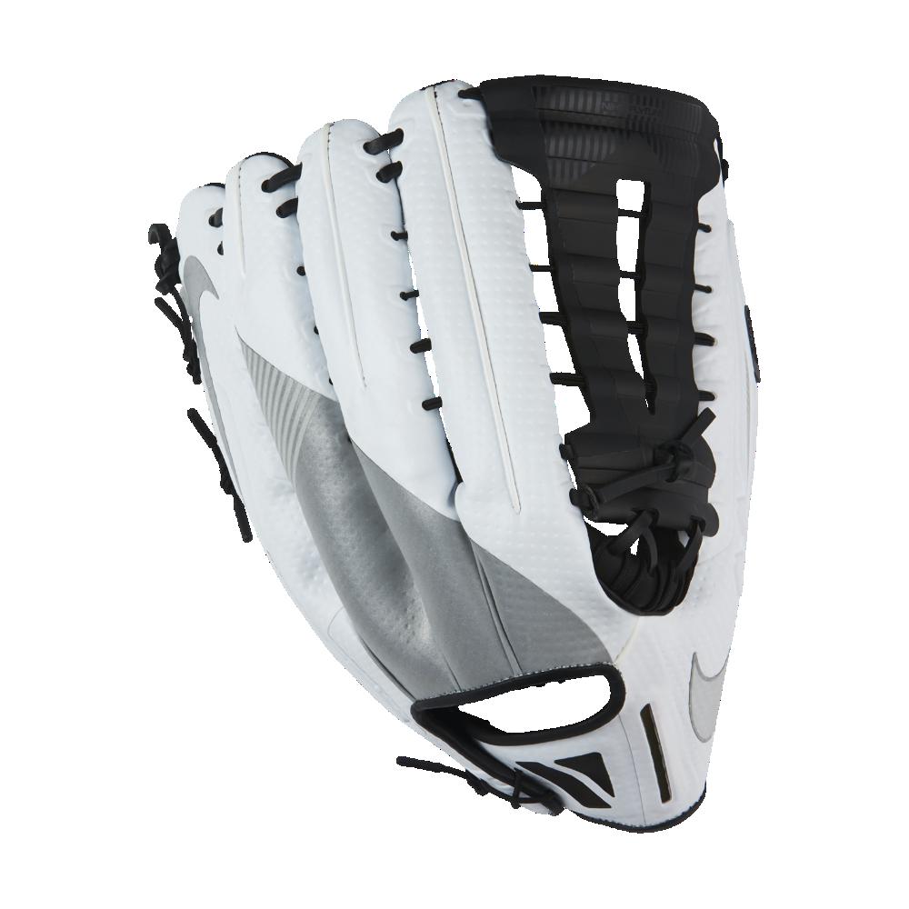 timeless design 6ec59 e0e6b Nike Vapor 360 Men s Fielding Glove Size Right-Hand Throwers (White) -  Clearance Sale