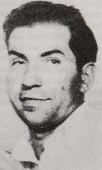 Salvatore Lucania Aka Charles Lucky Luciano Genovese Crime Family Boss 1931 1946 In 2021 Mafia Gangster Crime Family Mafia