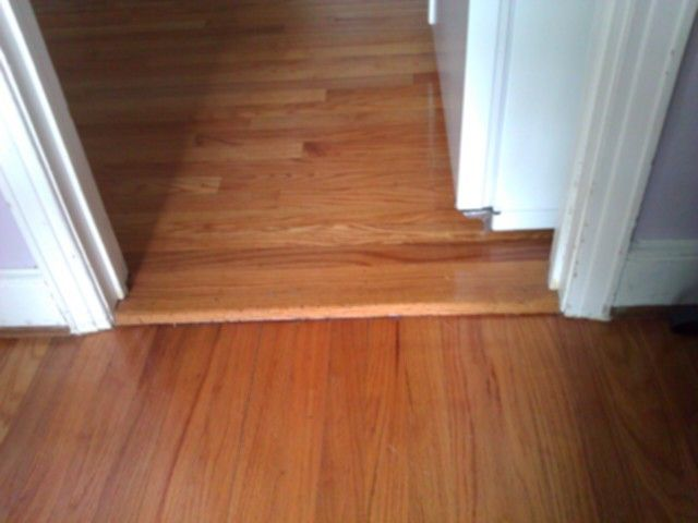 Wood Floor Transitions Between Rooms WB Designs - Wood Floor Transitions Between Rooms WB Designs