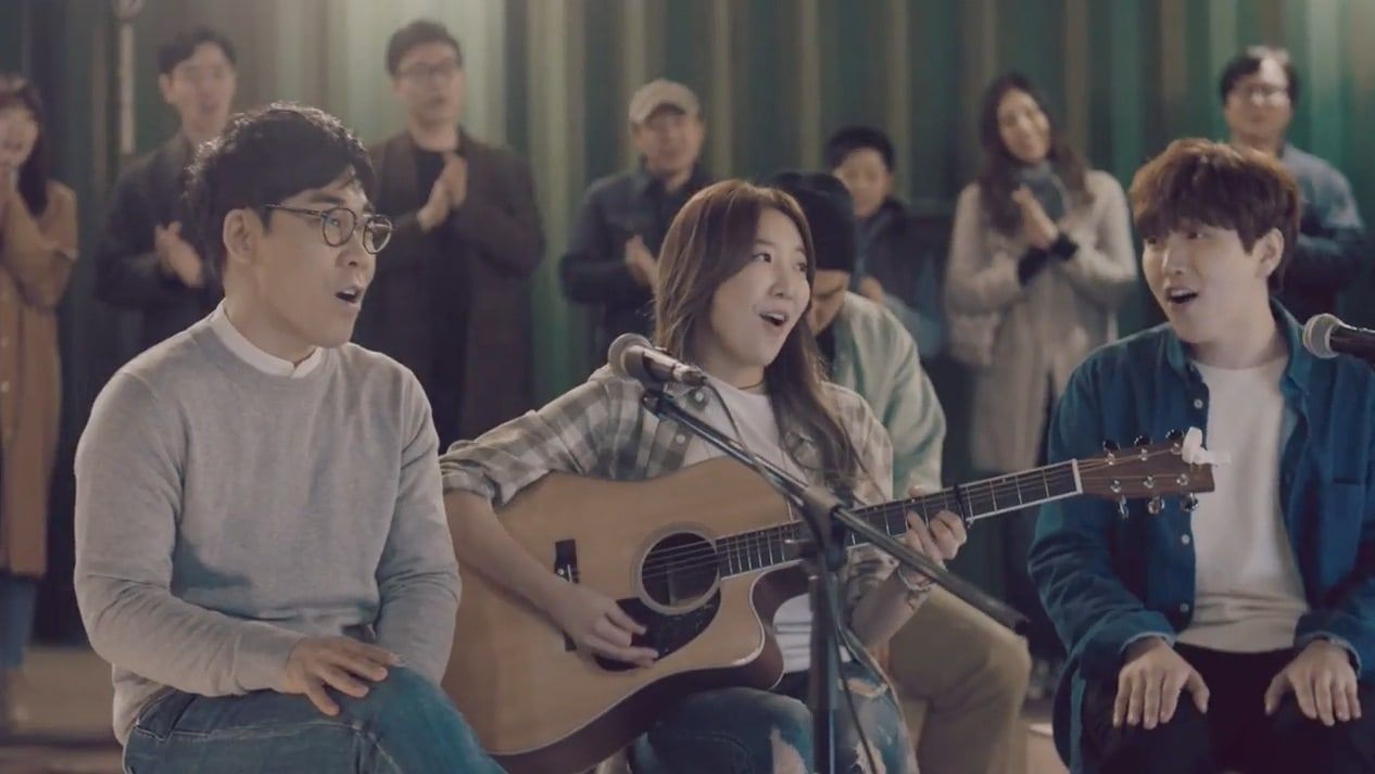 "Watch: Kim Yeon Woo And B1A4's Sandeul Inspire People To Vote With Cover Of Lee Juck's ""As One Says"" 