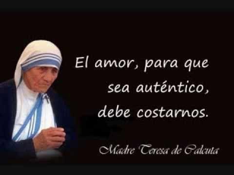 Frases Mas Famosas De La Madre Teresa De Calcuta Sus Frases