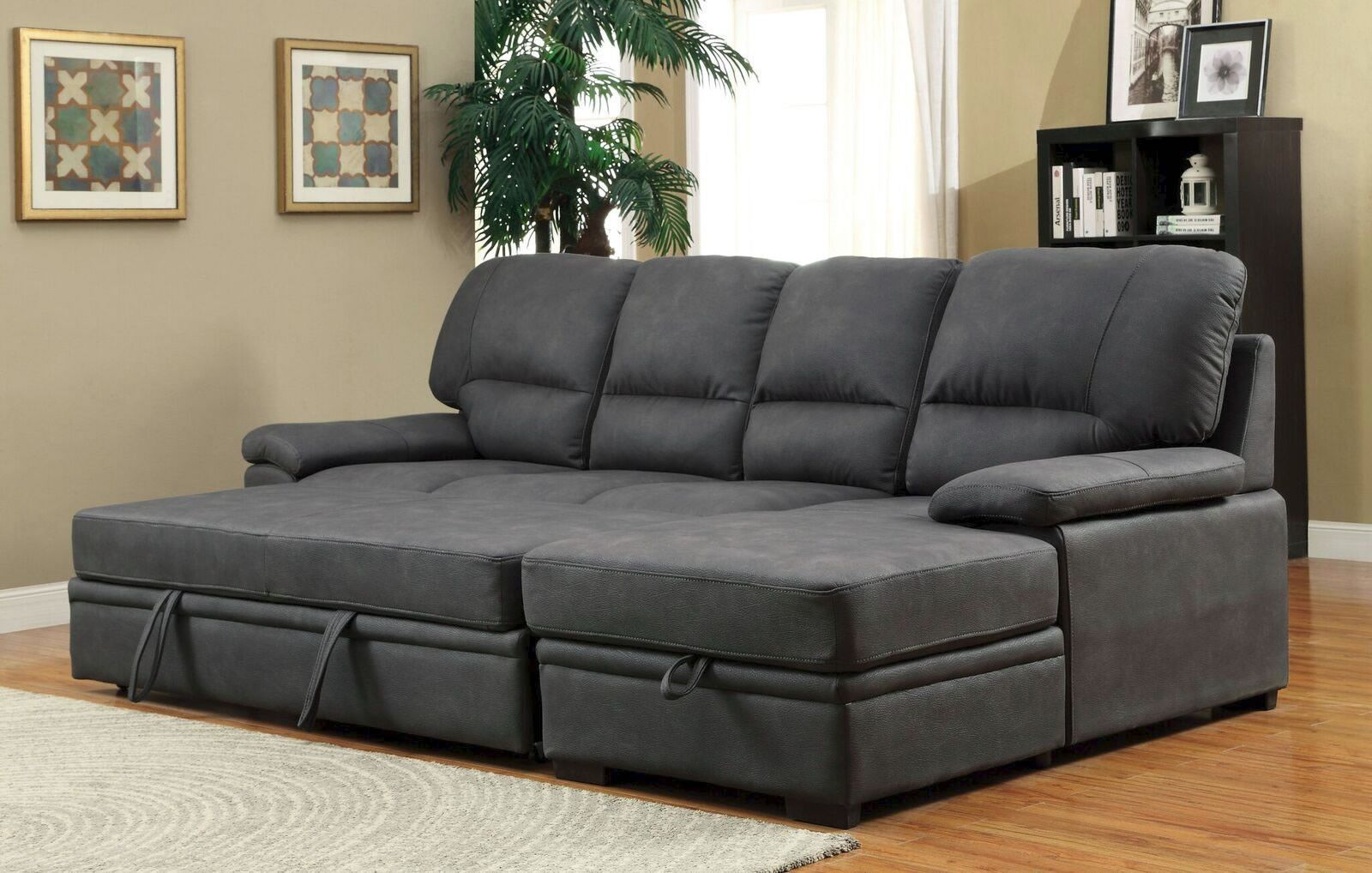 Minter Sofa Bed 89 Inches Pillow Top Arms Futon Sofa Futon Sets