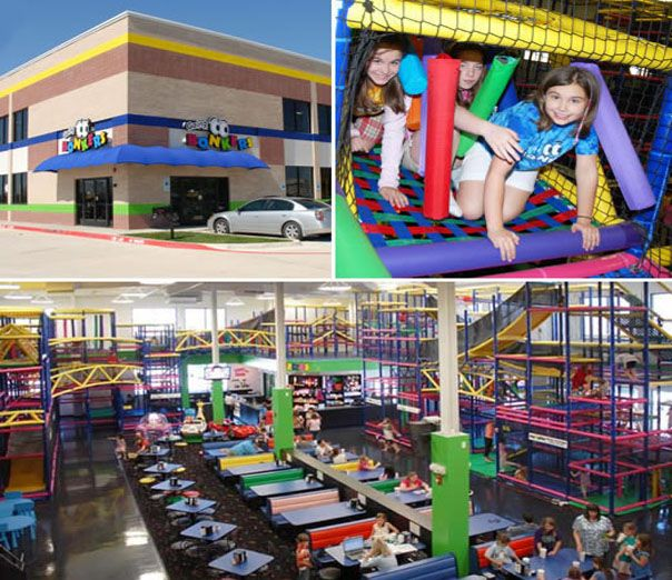 Going Bonkers Is The Perfect Place For Kids Young And Old There Is A Playground That Can Be Used By Kids And Adults Al Columbia Missouri Fun Staycation Topeka