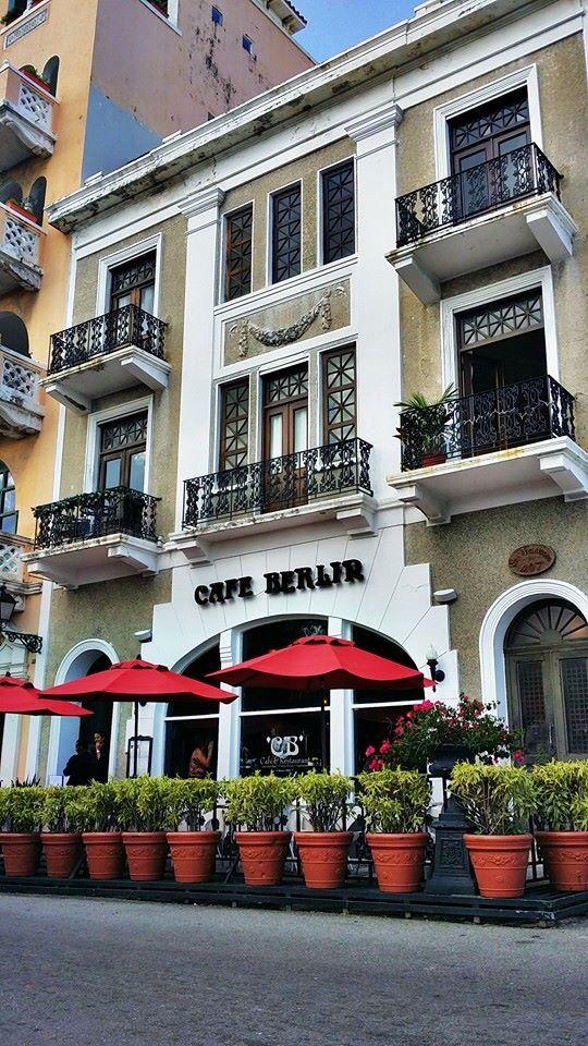 Un café en San Juan.