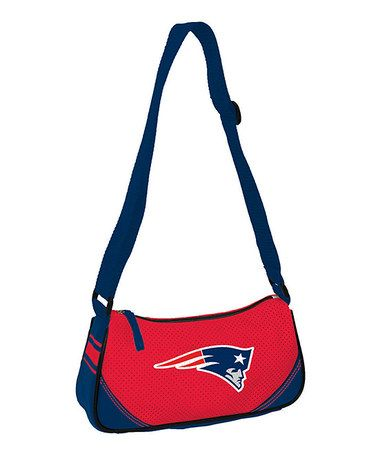 Take a look at this New England Patriots Helga Handbag by Concept One on #zulily today!