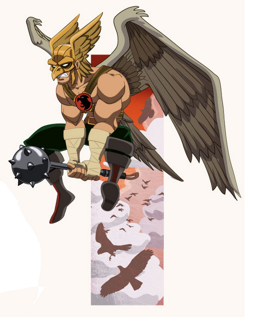 hawkman justice league pinterest hawkgirl comics
