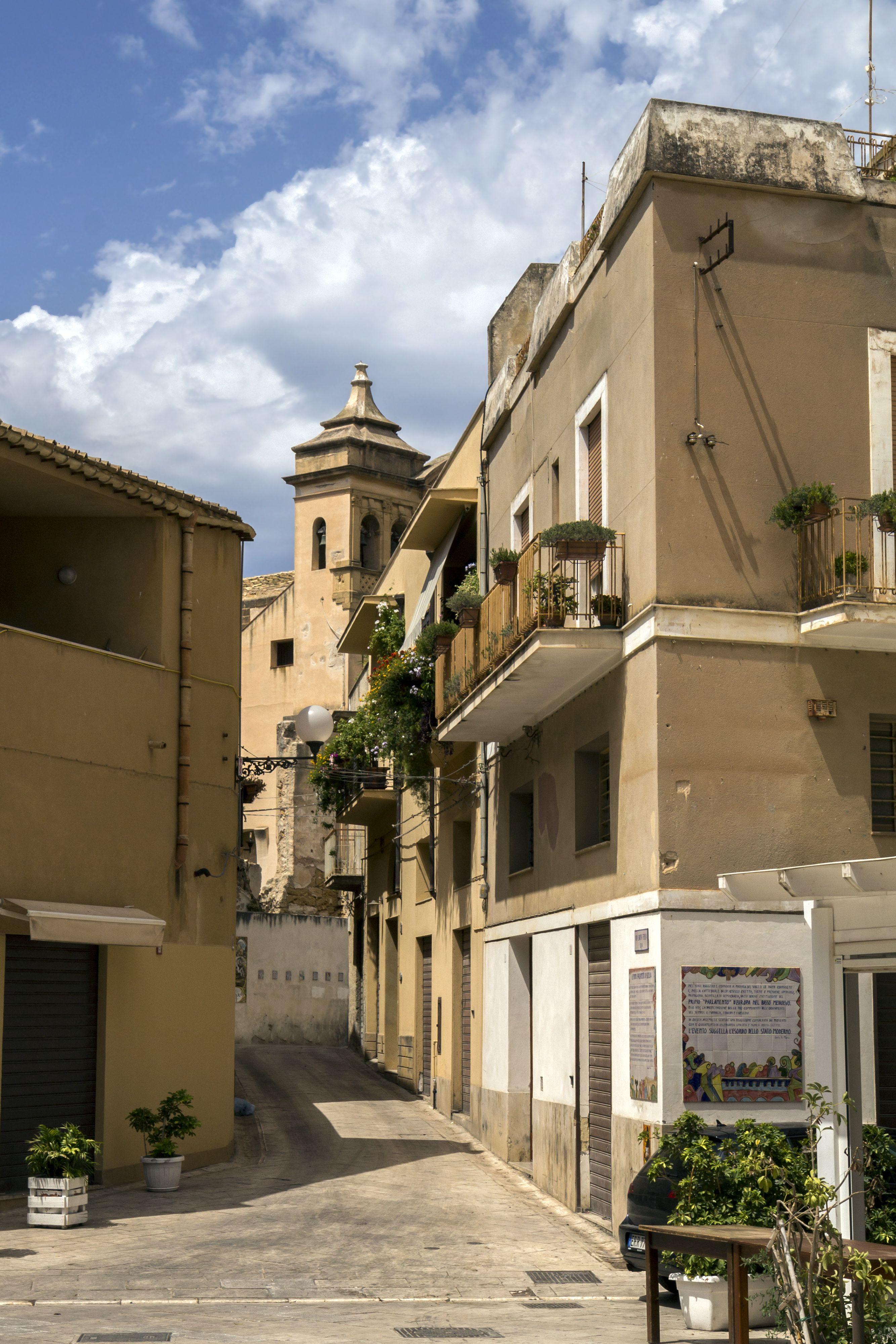 Mazara Del Vallo Sicilia Italia