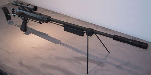 GPS Sniper Rifle